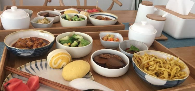 五台山和雅集素食餐廳1
