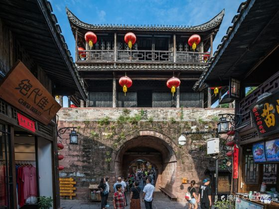 Huilongge Diaojiao Building