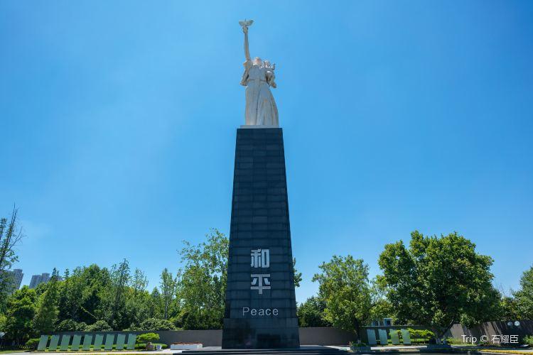 侵華日軍南京大屠殺遇難同胞紀念館3