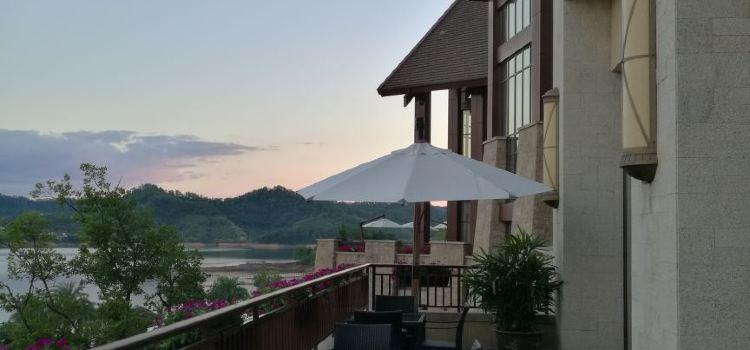 千島湖希爾頓酒店泛亞餐廳3