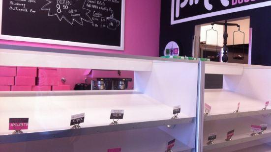Pink Box Doughnuts