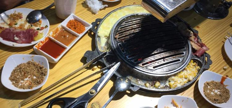 韓味烤肉店3
