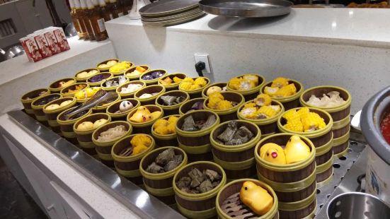 八佰宴法式鐵板烤肉自助健康火鍋