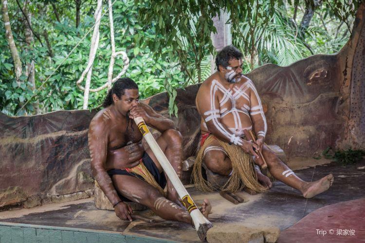 Tjapukai Aboriginal Cultural Park3