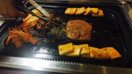 步步到味烤肉