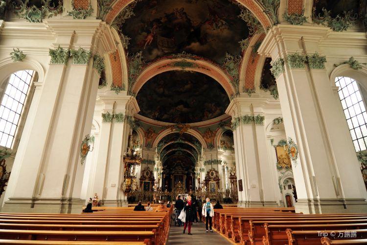 Convent of St.Gallen3