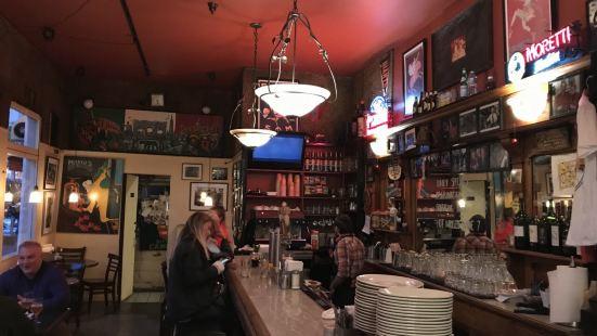 Mario's Bohemian Cigar Store and Cafe