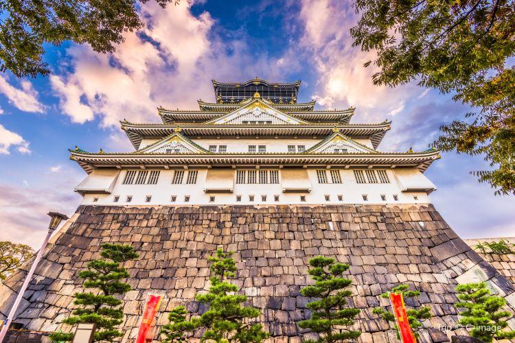 Osaka Castle3