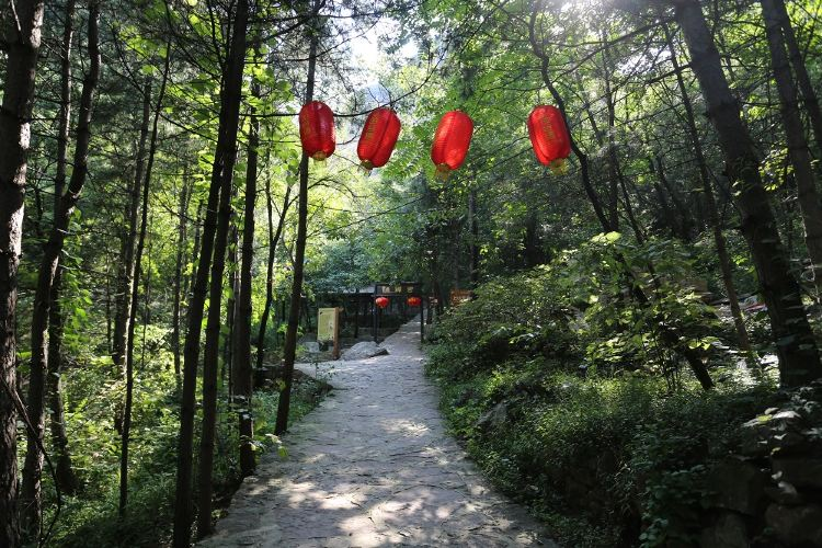 Wuzhishan Scenic Area in Tai-hang4