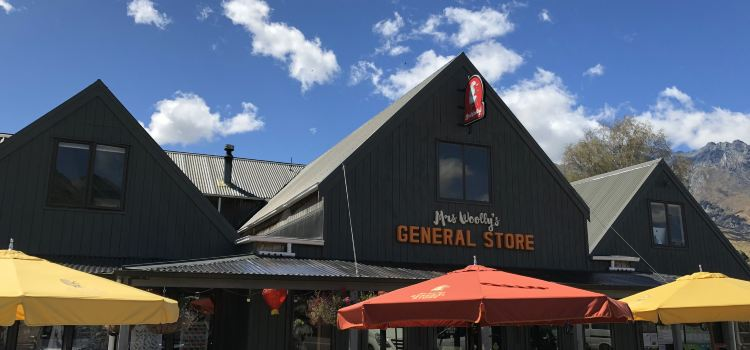 Mrs Woolly's General Store