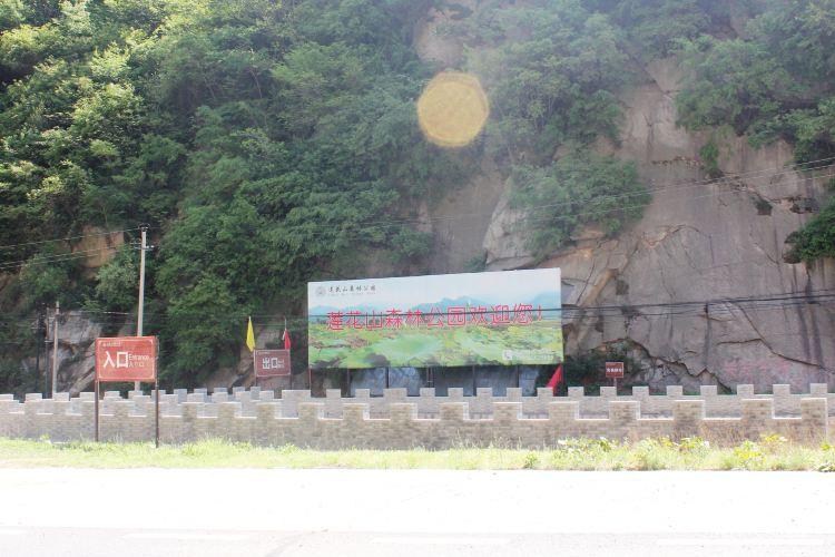 西安蓮花山森林公園2