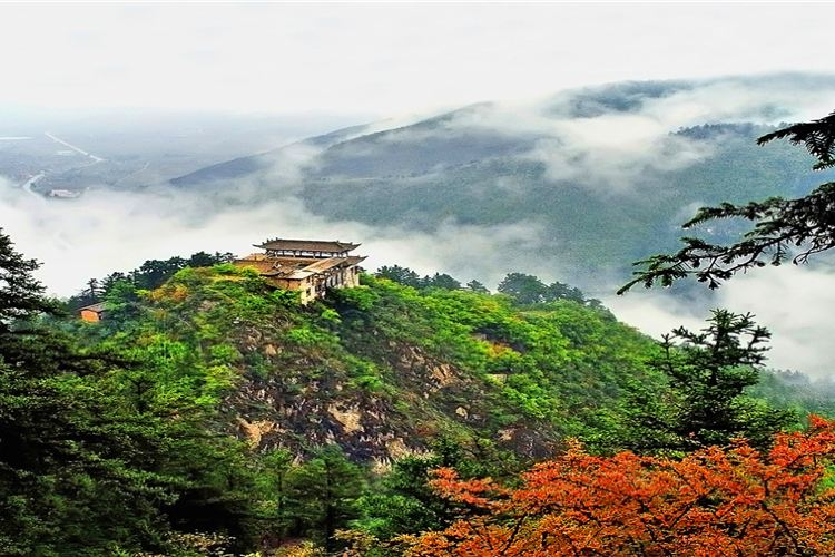 Xinglongshan Natural Reserve 2