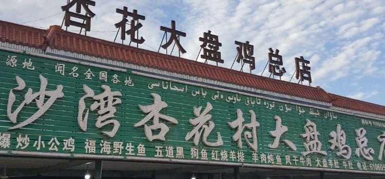 杏花村大盤雞總店2