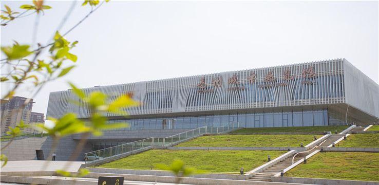 Bozhouchengshi Exhibition hall