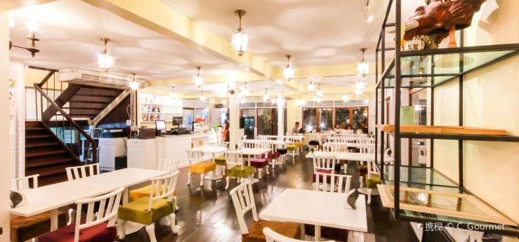 史蒂夫咖啡館和美食Dhevet分公司2