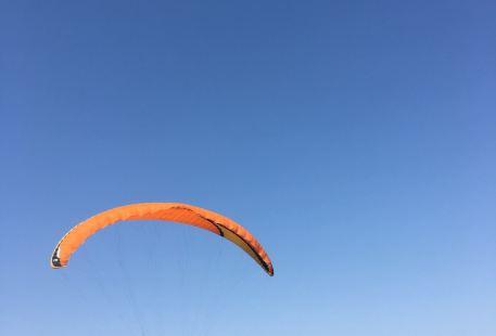 Fulong Mountain Paragliding Training Base