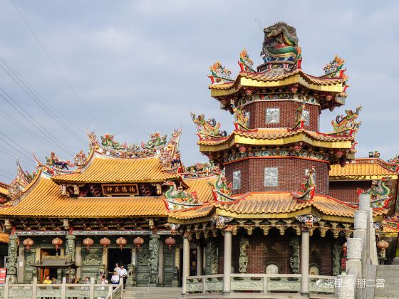 Earth God Temple, Xianyue Mountain