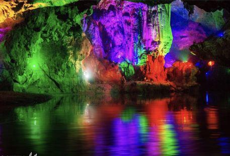 Jinlong Cave Underground River