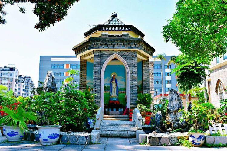 판촨푸 천주교 성당2