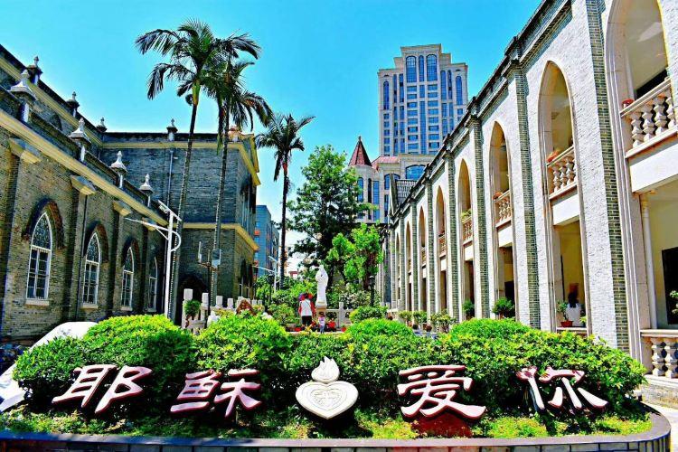 판촨푸 천주교 성당3