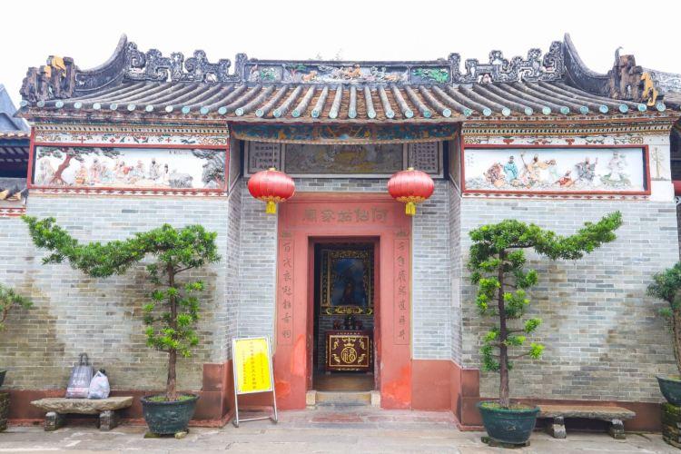 何仙姑家廟3