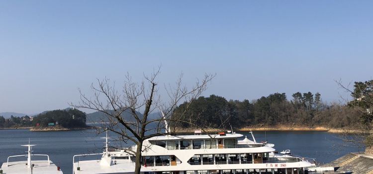 千島湖客運碼頭2
