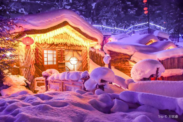Snow Town (Xuexiang)2