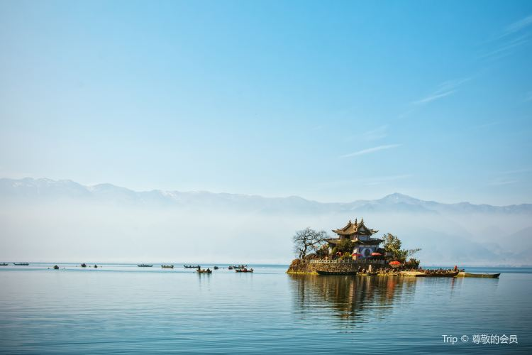 Little Putuo Island2