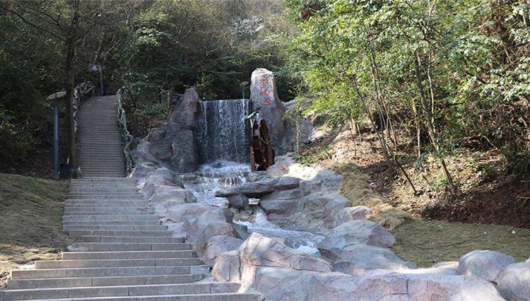 杉木湖景區1
