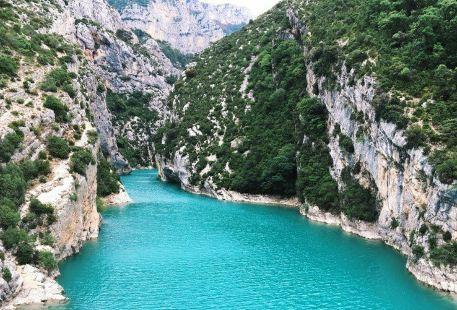 韋爾東大峽谷 Gorges du Verdon