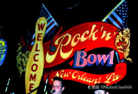 Rock n Bowl - Mid City Lanes