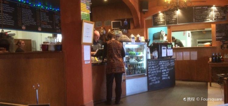 Zeytin at the Mount Mediterranean Cafe2