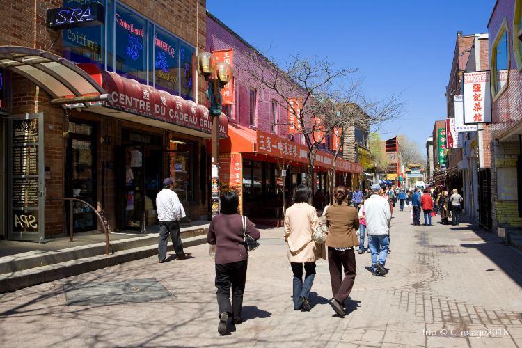 Montreal Chinatown1