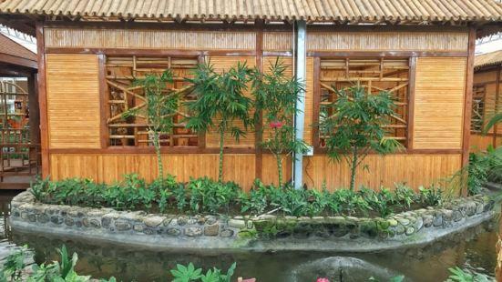 鱘龍魚主題生態餐廳