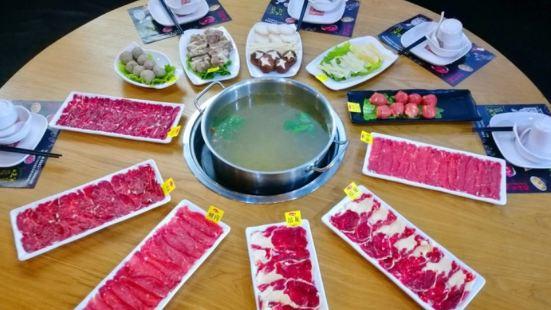海銀海記潮汕特色牛肉火鍋店