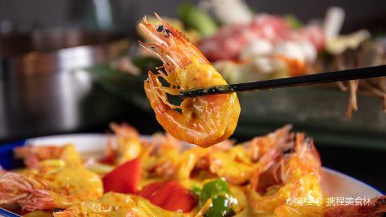 曼檸香泰式海鮮火鍋