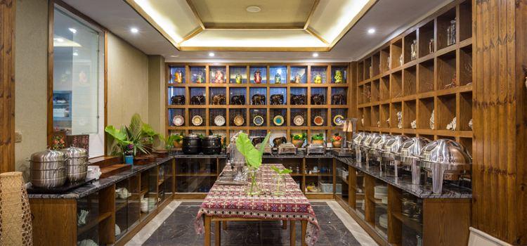 望天墅酒店·悅墅餐廳