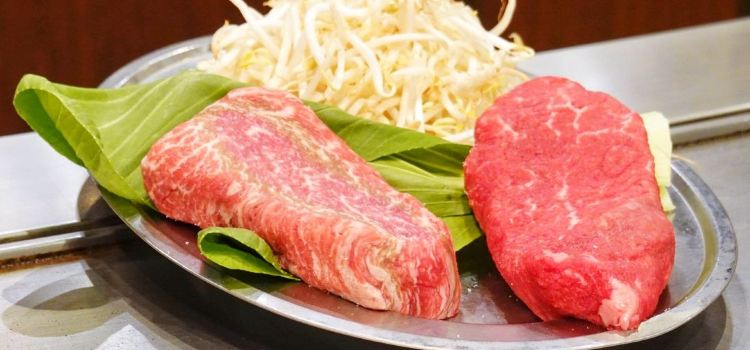 神戶牛Steak Land1