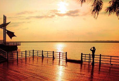 西沙明珠湖景區