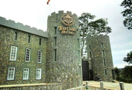 Mlesna Tea Castle