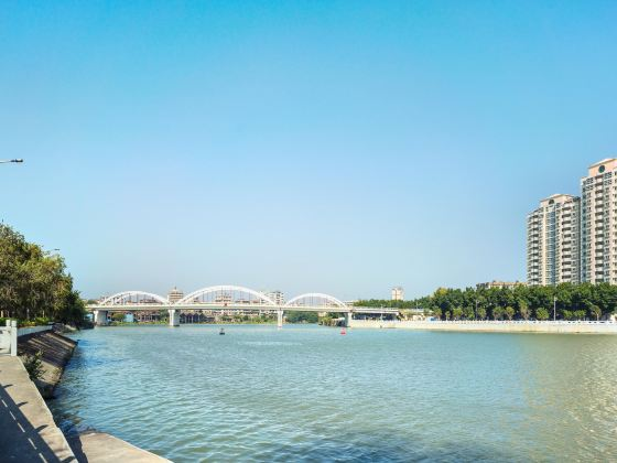 Xiapu Binjiang Park