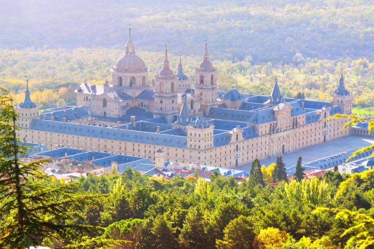 Royal Site Of San Lorenzo De El Escorial Travel Guidebook Must Visit Attractions In Madrid Royal Site Of San Lorenzo De El Escorial Nearby Recommendation Trip Com
