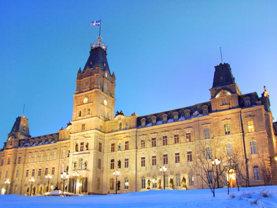 Hôtel du Parlement du Quebec