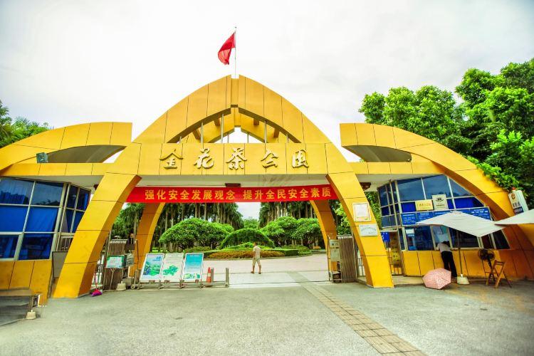 Jinhua Tea Garden