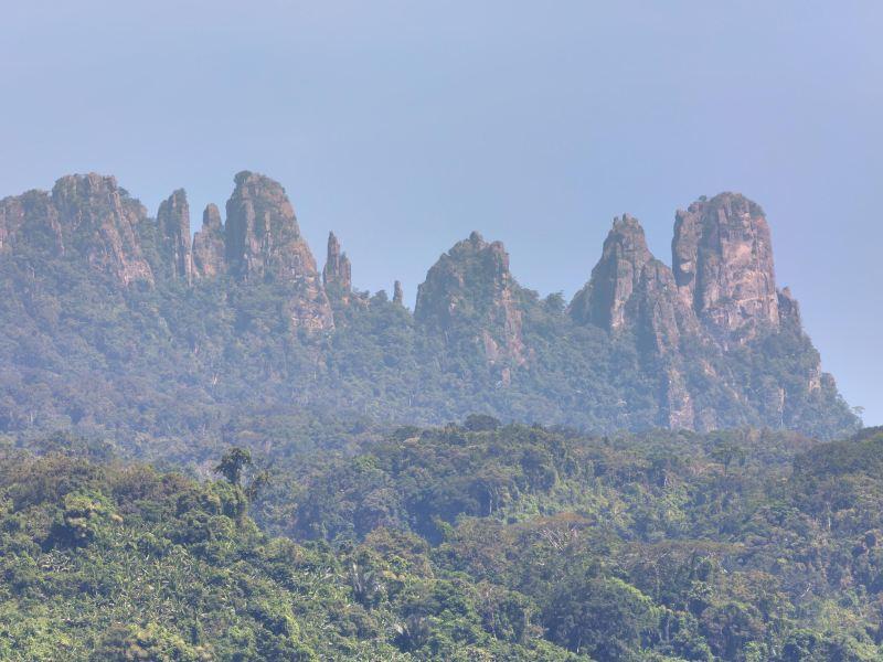 Qixianling (Seven Fairies Ridge) Hot Spring National Forest Park