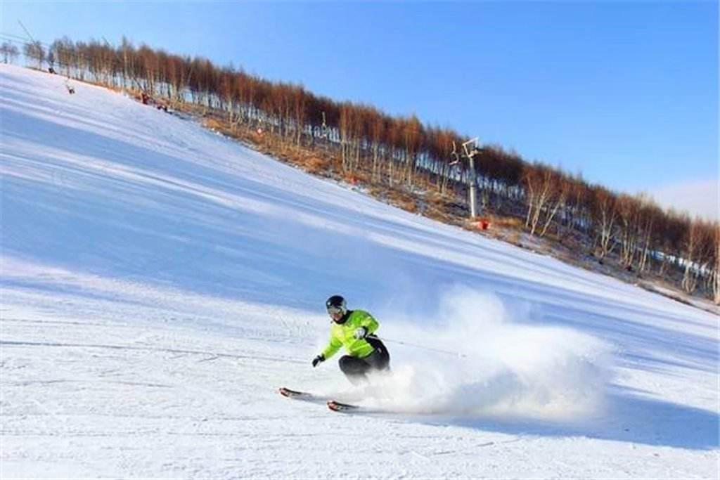 Yulong Ski Resort