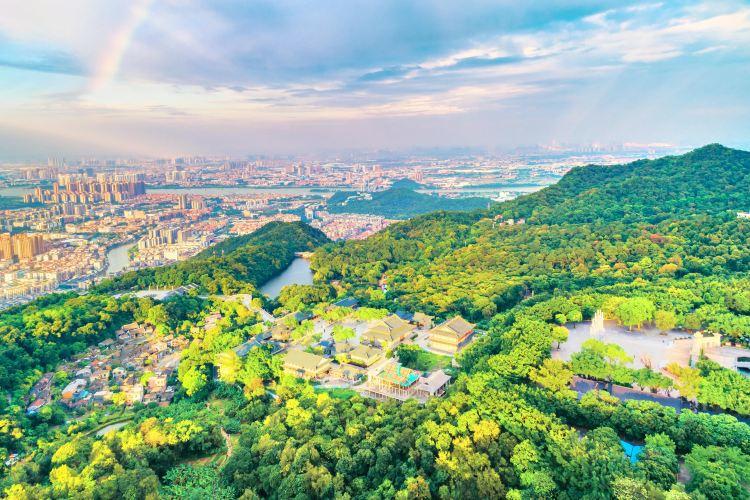 Xiqiao Mountain Scenic Area1