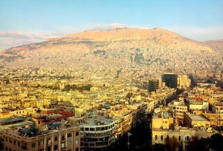 Mount Qassioun