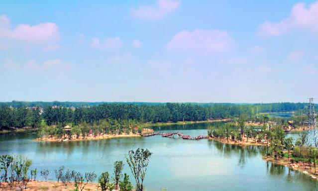 Wuli Lake Ecological Wetland Park