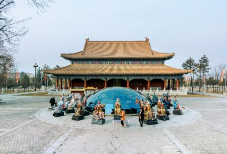 Louguandao Culture Sceneic Area